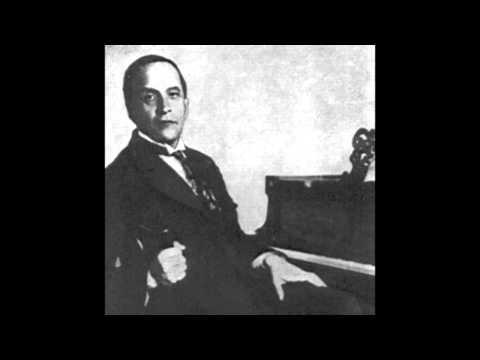 Konstantin Igumnov plays Tchaikovsky Sonata Op.37 Live