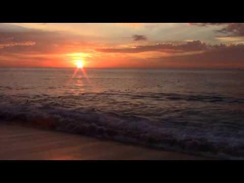 Relax and Enjoy A Beautiful Sunrise on  Cabo San Lucas Beach