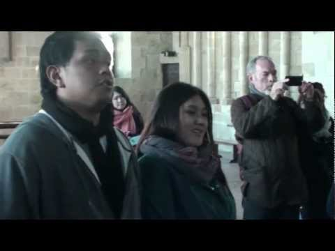 Izar Ederrak -- Philippine Madrigal Singers @ Abbey Of Mont Saint Michel