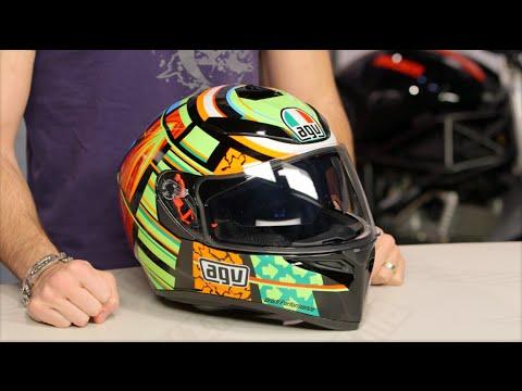 Agv K3 Sv Elements Helmet Review At Revzilla Com Youtube