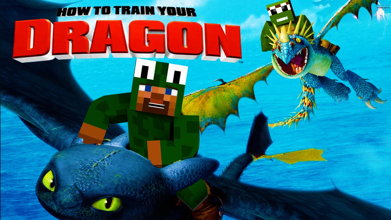 Minecraft how to train your dragon 2 1 isle of berk youtube ccuart Gallery