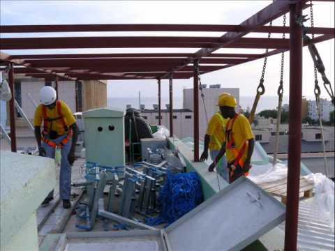 PROSOLIA SOLAR ENERGY AFRICA   Solar inatallation in Praia, Cape Verde