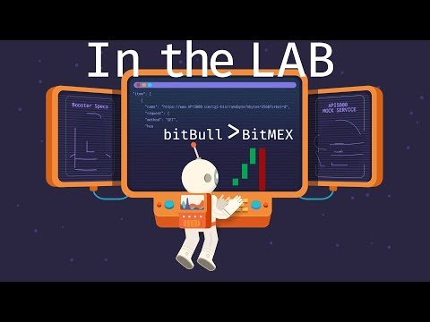 BitBull Trend Trader [Strategy] Live Bitcoin Auto Trading: Testing On BitMEX [ In The Lab ]