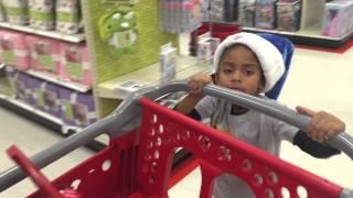 Thunder Holiday Assist shopping spree. December 8, 2014