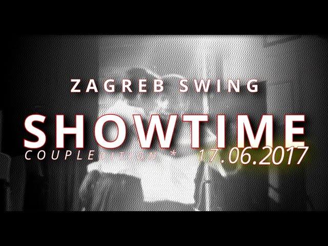 ZAGREB Swing SHOWTIME 2017 [Ahmed&Helena]
