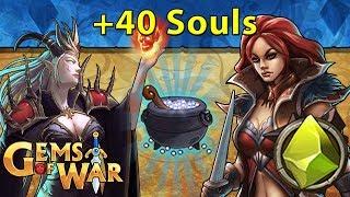 Gems of War: Event Objectives | Dark Priestess Event