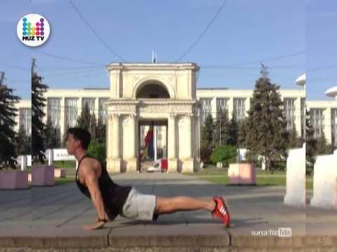 Primul moldovean la Mister World! Pro News