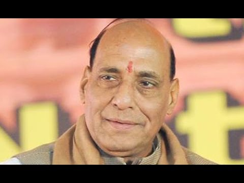 Home Minister Rajnath Singh to visit Ranchi Today