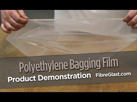 Polyethylene Bagging Film