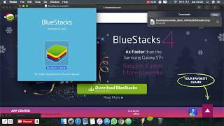 How to download and install Bluestacks on Mac Os Mojave 2019