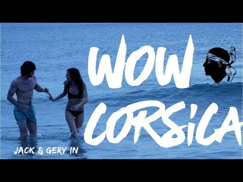 WOW AIR TRAVEL GUIDE APPLICATION // WOW CORSICA