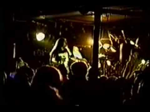 CORROSION OF CONFORMITY live 1992 PAINTED SMILING FACE
