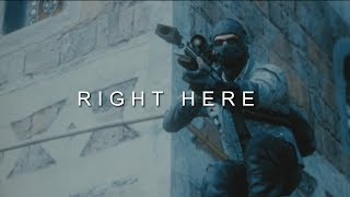 Right Here  (1 Year of editing)
