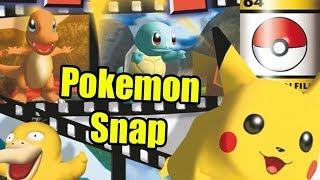 Pokemon Snap - Complete Playthrough | WoWcrendor