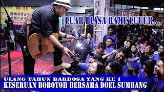 Download Lagu Luar Biasa!!! Keseruan Bobotoh Bersama Doel Sumbang Di kebon Pisang mp3