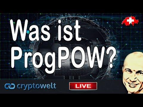 Was ist ProgPOW? - kurz und knapp erklärt