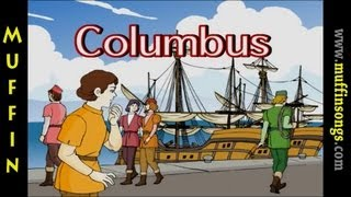 Muffin Stories - Christopher Columbus