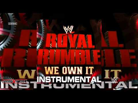 WWE: We Own It (Royal Rumble 2014 Instrumental Theme Song Remake) by 2 Chainz & Wiz Khalifa - DL