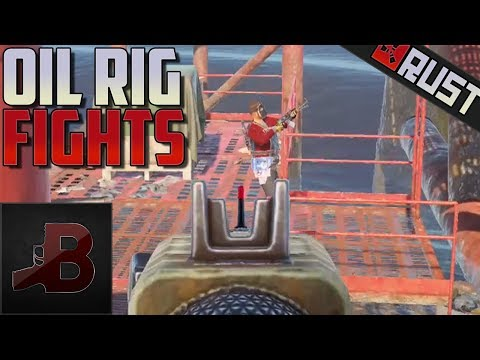 Oil Rig Fights - Rust