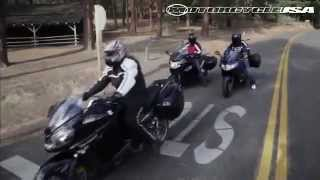 20015 Sport Touring Motorcycle Comparison Review