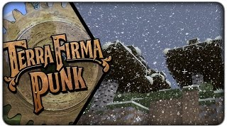 [Lets Play] TerraFirmaPunk 2.0 :: E12 - Winter is Coming