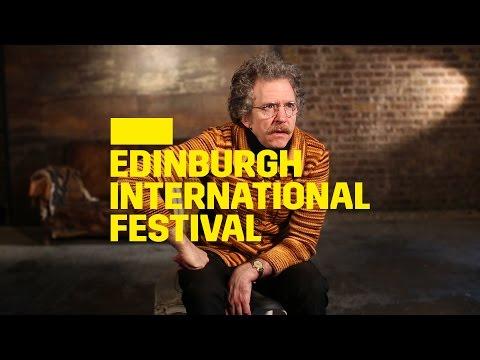 Martin Creed   2017 International Festival Portrait
