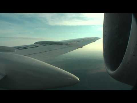 ORENAIR TU-134A-3 RA-65117 approach Moscow-Domodedovo