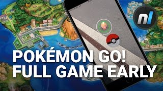 Pokemon GO Full Game Released! Download it Early!