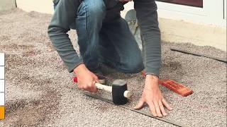 видео Как сделать дорожку из террасной доски?