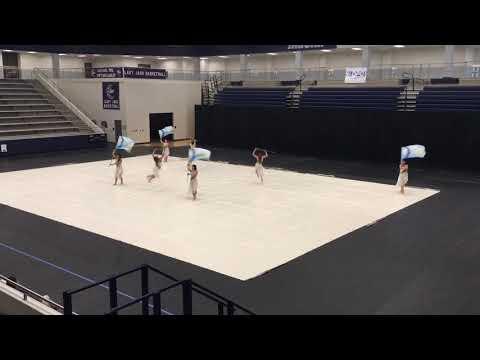 North Lamar HS At NTCA NA Championships 2019