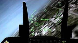 F-16 Flameout crash (EA : AS)