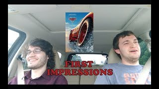 Cars 3 Spoilers Movie REVIEW | Cars 3 First Impressions REVIEW