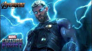 ⚡️CHARGED UP⚡️   Marvel Future Fight