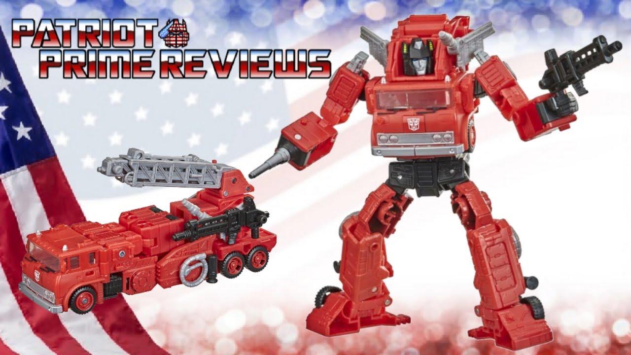 Patriot Prime Reviews WFC Kingdom Inferno