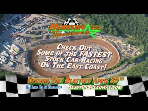 Hesston Speedway Opening Day