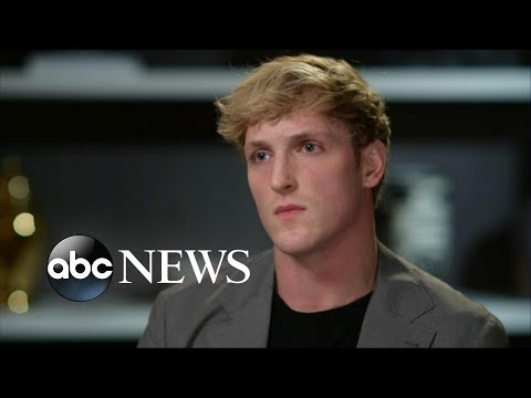 'GMA' Hot List: YouTube star Logan Paul vows to 'learn from' suicide video backlash