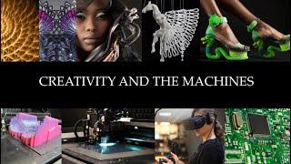 Creativity and the Machines.
