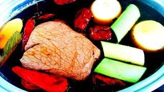 Китайская кухня. Холодное мясо 2+2