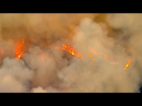 For Three Quarters Of California >> Arrest Made In California Wildfires As Smoke Now Covers Three