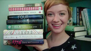 End of Summer Book Haul! (9/27/14) Thumbnail