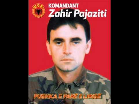 Komandant Zahir Pajaziti