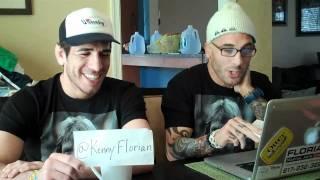 Kurt Pellegrino Twitter Questions for Kenny Florian