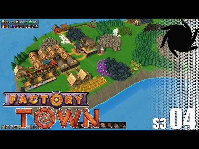 Factory Town - S03E04 - Cooked Food