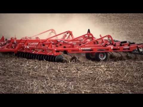 Kuhn Krause Landsman® Secondary Tillage - Features And Benefits