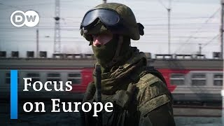 Russia: Syrian War trophies on a propaganda tour | Focus on Europe