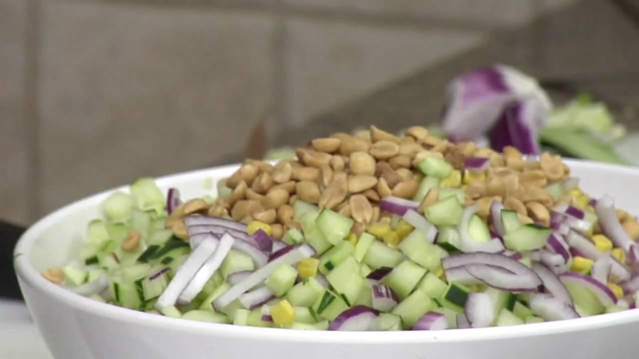How To Make Jamaican Sweet Potato Salad