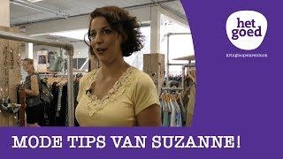 Kledingstyliste Suzanne
