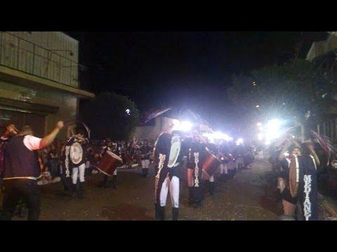 Fanfarra Medianeira - Desfile Aniversário da Cidade