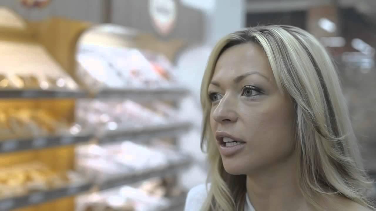 Катя Усманова и хлеб - YouTube