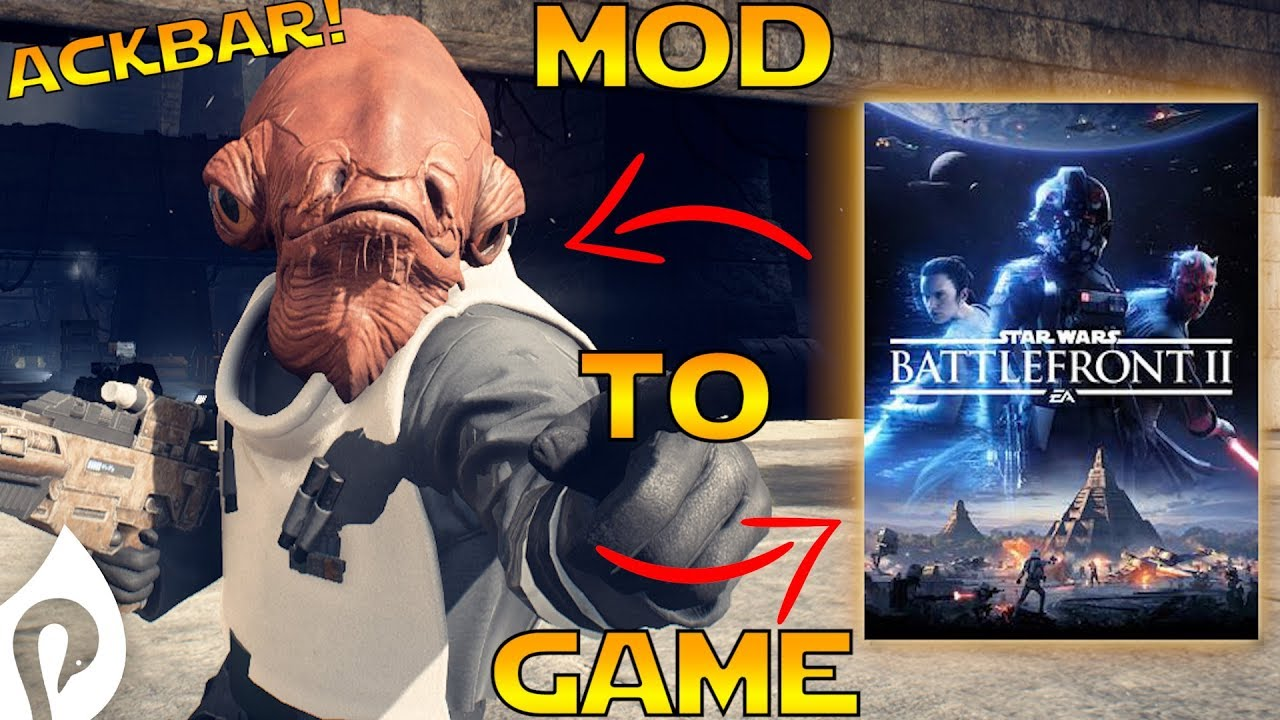 battlefront 2 mod installer mac